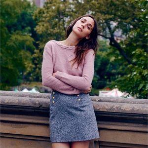 Women's Et Sézane Brigitte Sweater in Ash Stone